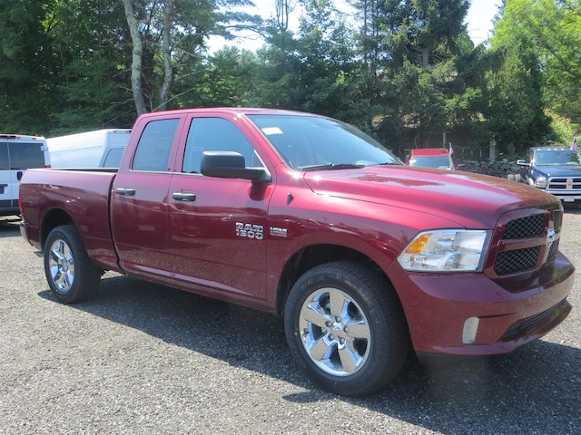 2018 Ram 1500 Quad Cab 4x4,  Pickup #351008 - photo 1