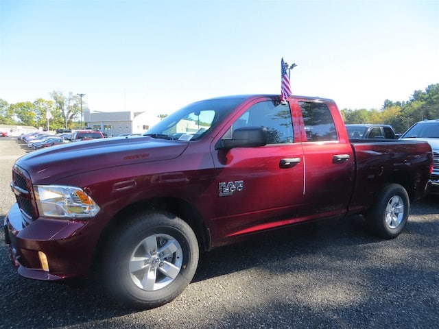 2019 Ram 1500 Quad Cab 4x4,  Pickup #522995 - photo 3