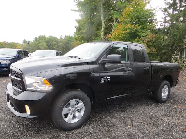 2019 Ram 1500 Quad Cab 4x4,  Pickup #523209 - photo 1
