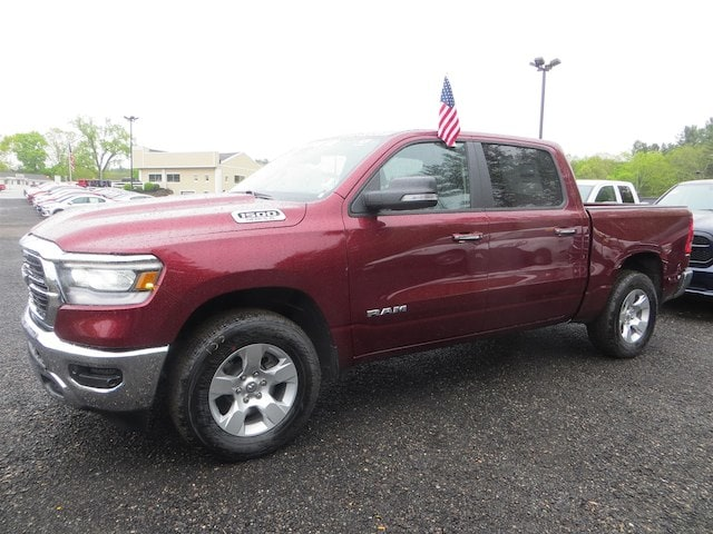 2019 Ram 1500 Crew Cab 4x4,  Pickup #536758 - photo 4