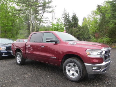 2019 Ram 1500 Crew Cab 4x4,  Pickup #536758 - photo 1