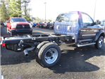2017 Ram 5500 Regular Cab DRW 4x4, Cab Chassis #591433 - photo 1