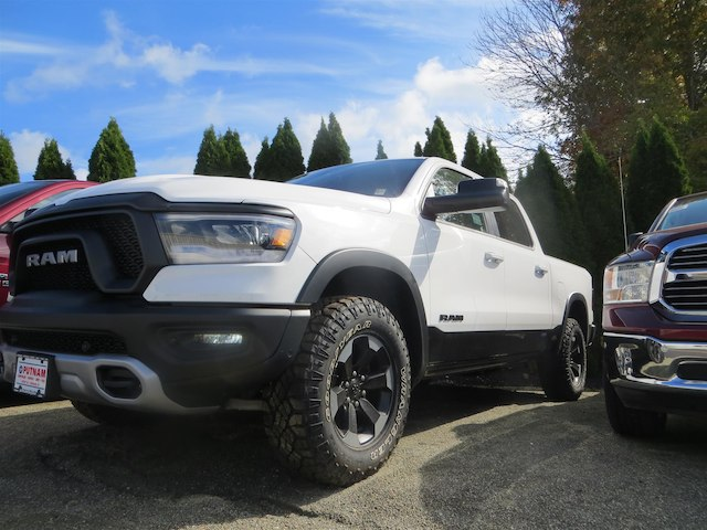2019 Ram 1500 Crew Cab 4x4,  Pickup #630554 - photo 25