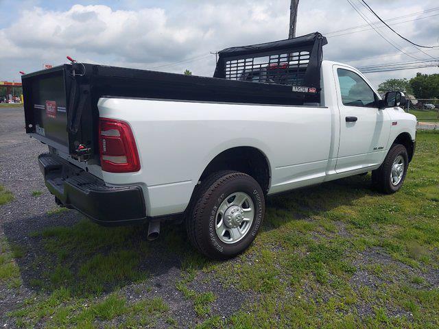 2021 Ram 3500 Regular Cab 4x4,  TruckCraft Dump Body #21408 - photo 2
