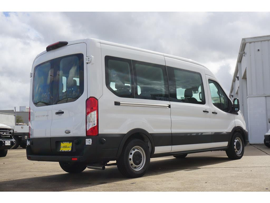 2020 Ford Transit 350 Med Roof 4x2, Passenger Wagon #27318 - photo 1