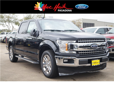 2018 F-150 SuperCrew Cab, Pickup #78406 - photo 1