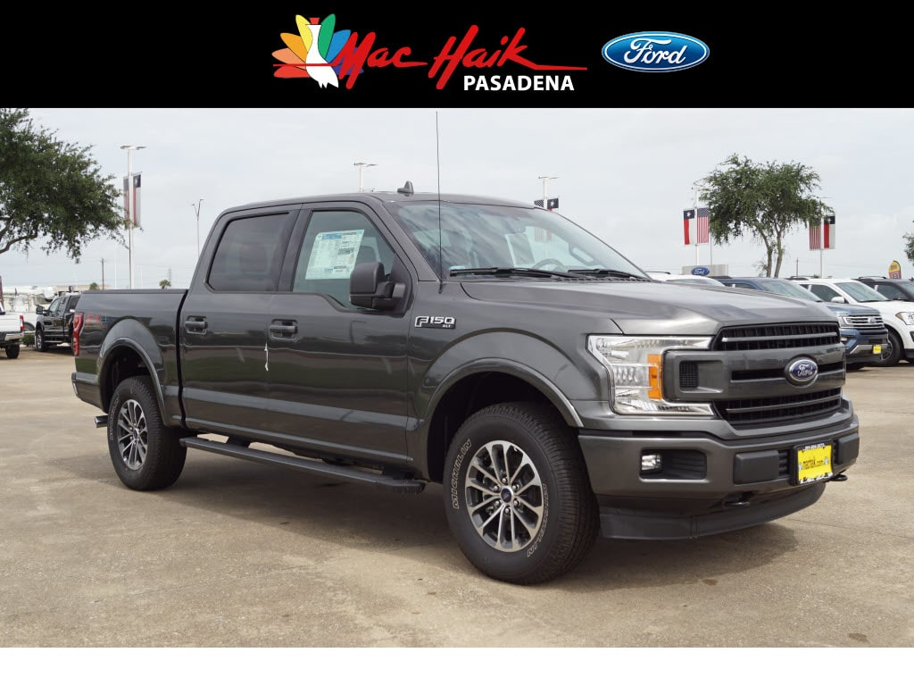 2018 F-150 SuperCrew Cab 4x4,  Pickup #78564 - photo 1