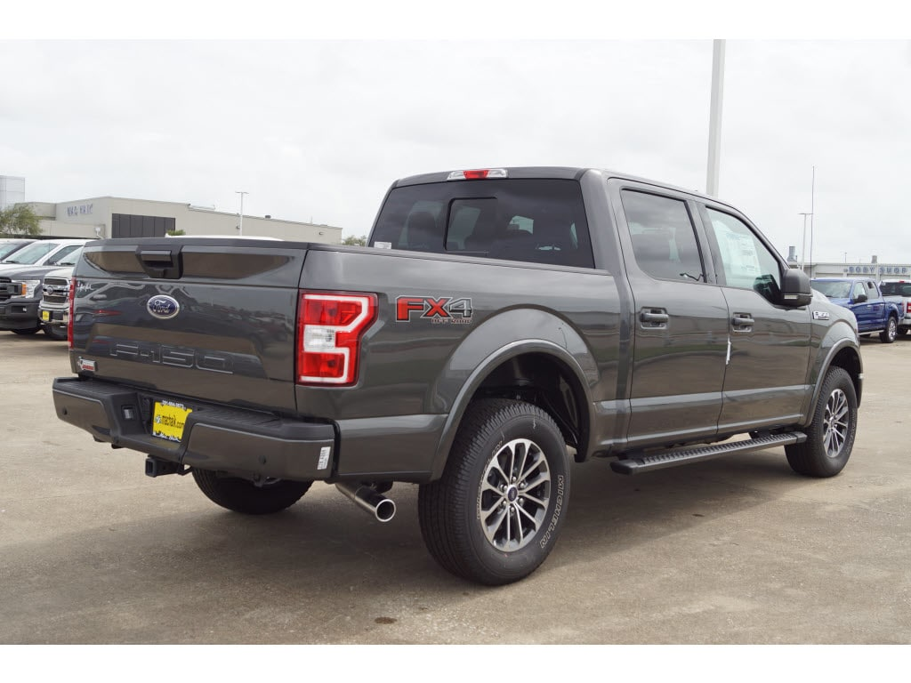 2018 F-150 SuperCrew Cab 4x4,  Pickup #78564 - photo 9