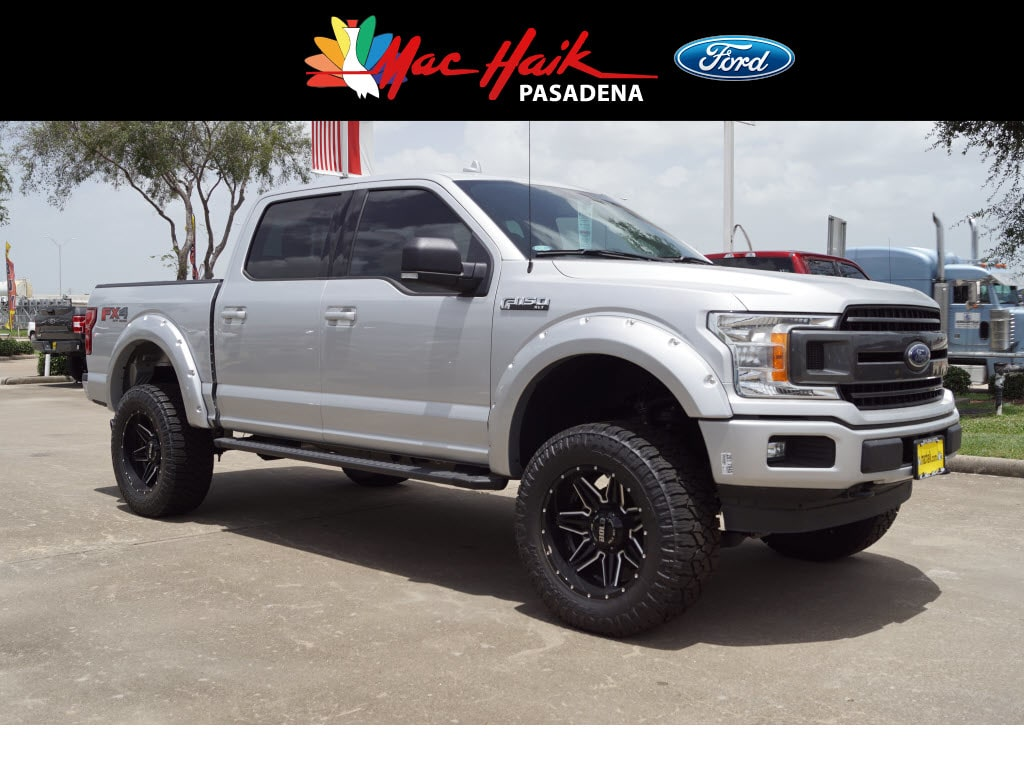 2018 F-150 SuperCrew Cab 4x4,  Pickup #78593 - photo 1