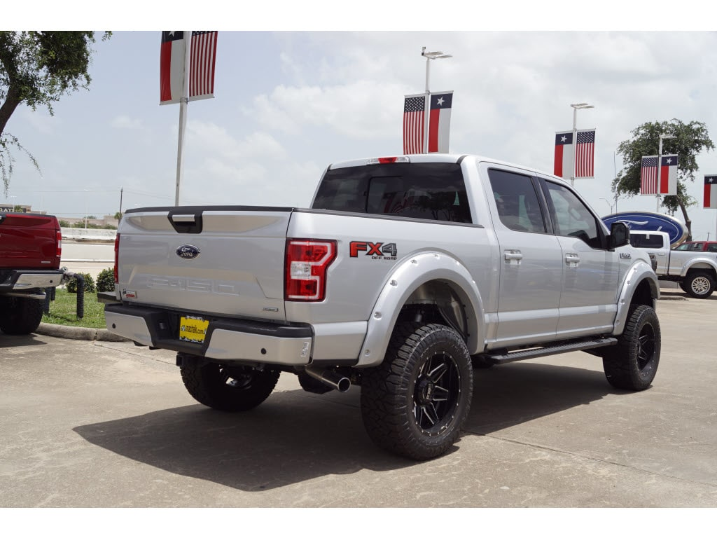 2018 F-150 SuperCrew Cab 4x4,  Pickup #78593 - photo 2