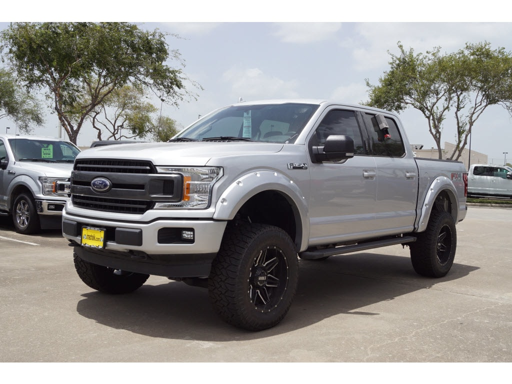 2018 F-150 SuperCrew Cab 4x4,  Pickup #78593 - photo 10