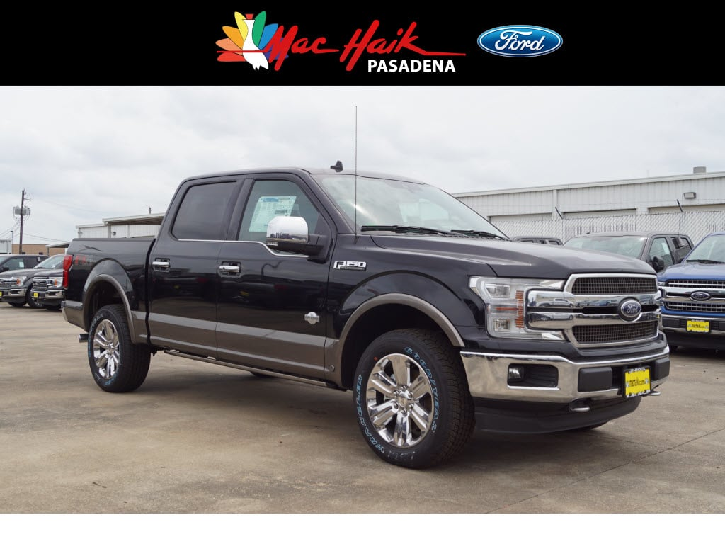 2018 F-150 SuperCrew Cab 4x4,  Pickup #78682 - photo 1