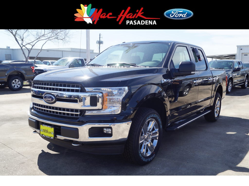 2018 F-150 SuperCrew Cab 4x4,  Pickup #78685 - photo 1
