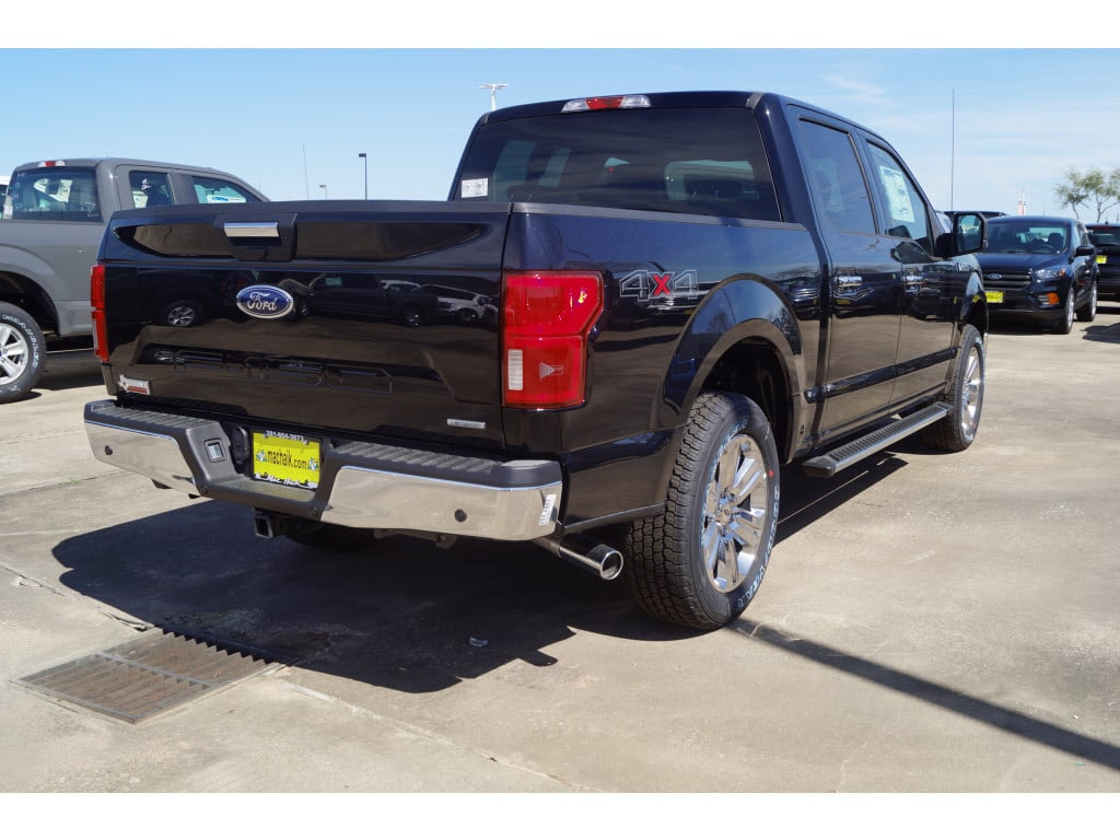 2018 F-150 SuperCrew Cab 4x4,  Pickup #78685 - photo 4