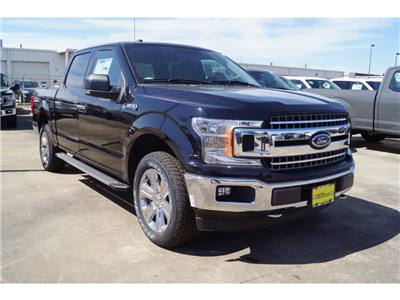 2018 F-150 SuperCrew Cab 4x4,  Pickup #78685 - photo 3