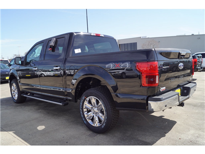 2018 F-150 SuperCrew Cab 4x4, Pickup #78747 - photo 2