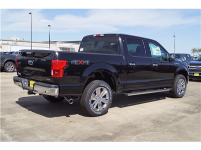 2018 F-150 SuperCrew Cab 4x4, Pickup #78747 - photo 3