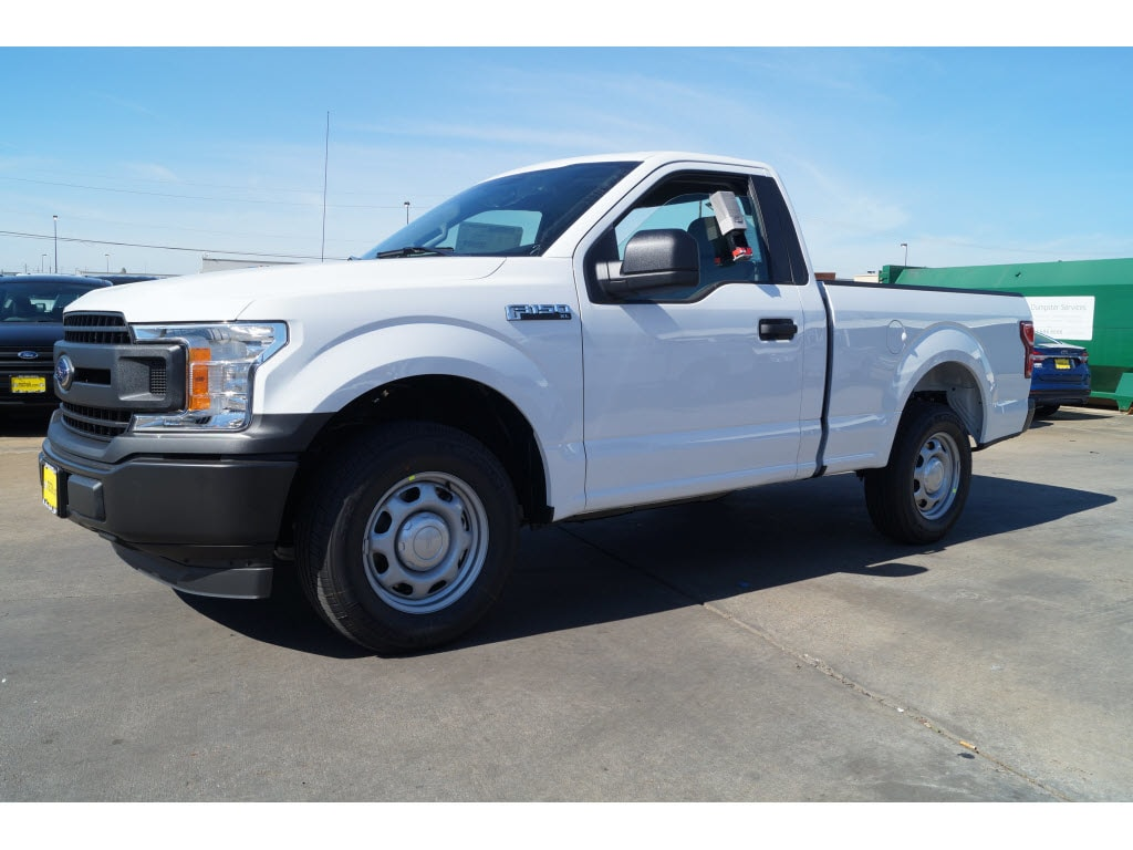 2018 F-150 Regular Cab, Pickup #78876 - photo 10