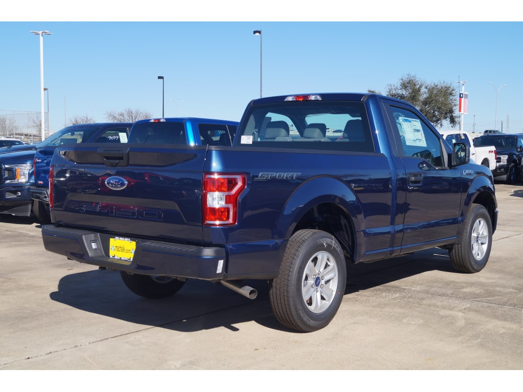 2018 F-150 Regular Cab, Pickup #78950 - photo 2