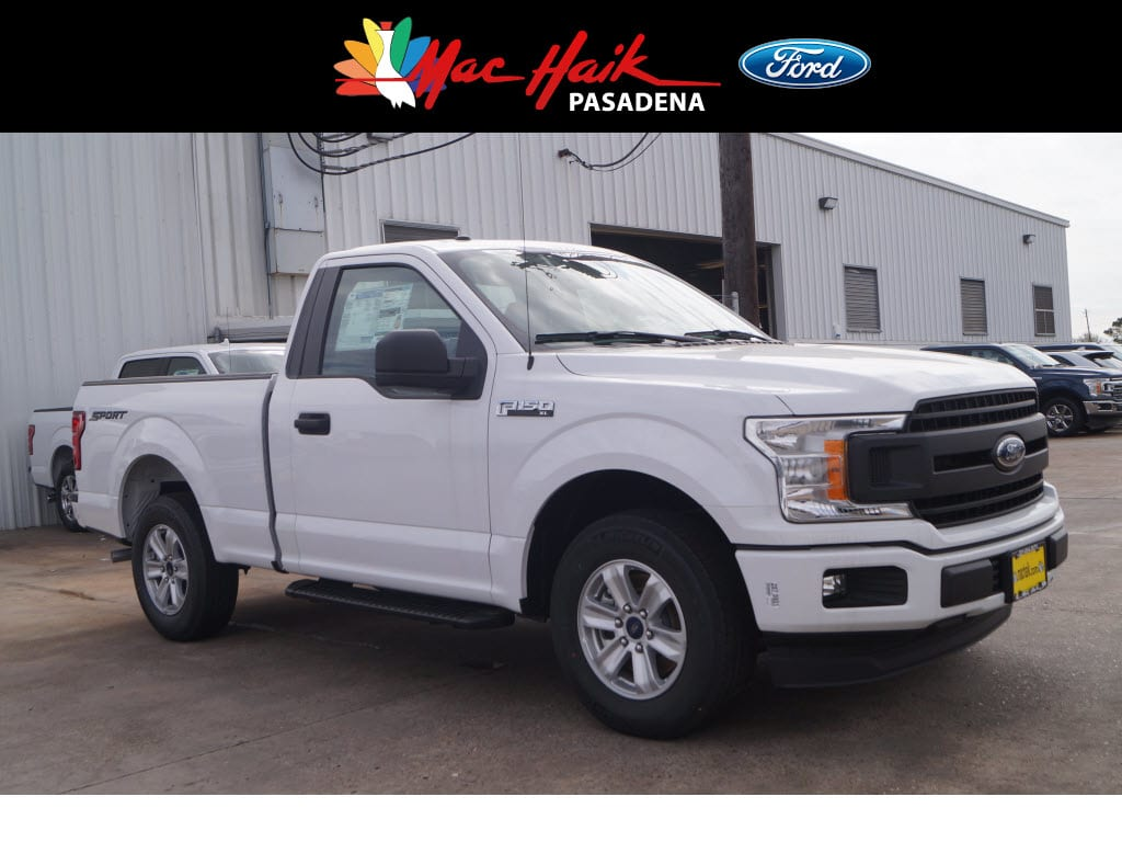 2018 F-150 Regular Cab, Pickup #78969 - photo 1