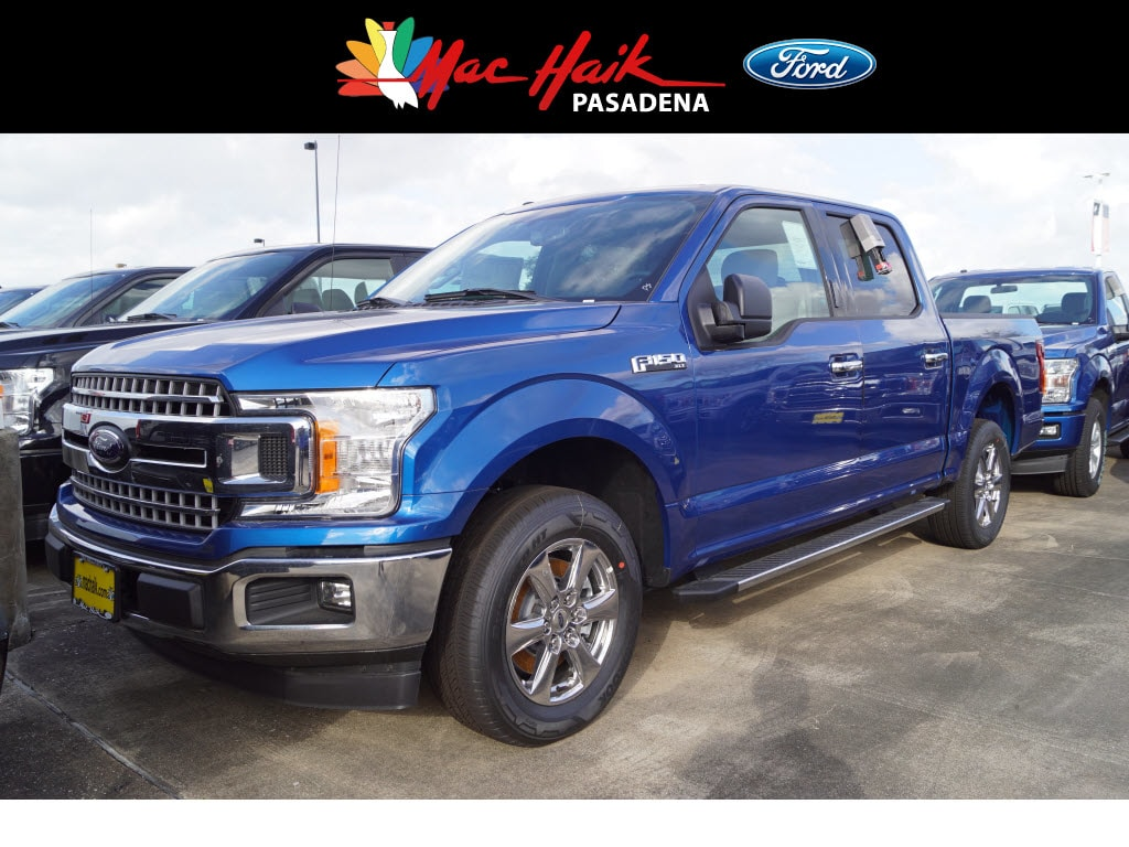 2018 F-150 SuperCrew Cab 4x2,  Pickup #79001 - photo 1