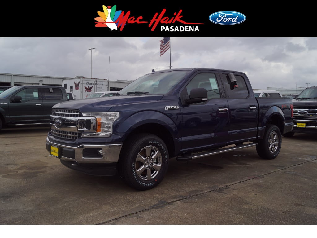 2018 F-150 SuperCrew Cab 4x4,  Pickup #79011 - photo 1