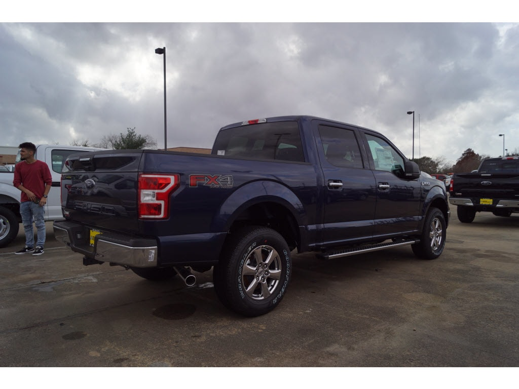 2018 F-150 SuperCrew Cab 4x4,  Pickup #79011 - photo 2