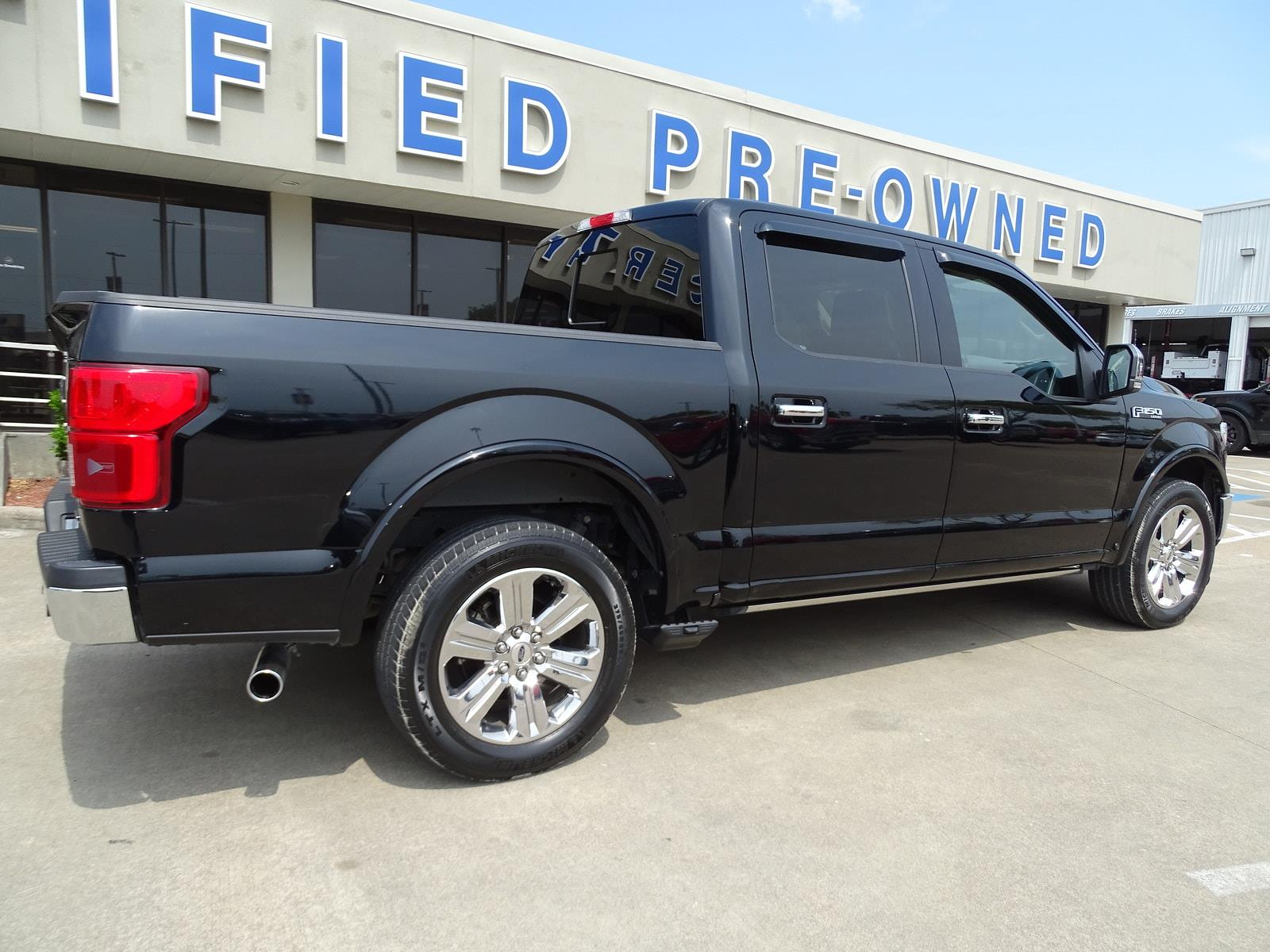 2018 F-150 SuperCrew Cab 4x2,  Pickup #79126 - photo 2