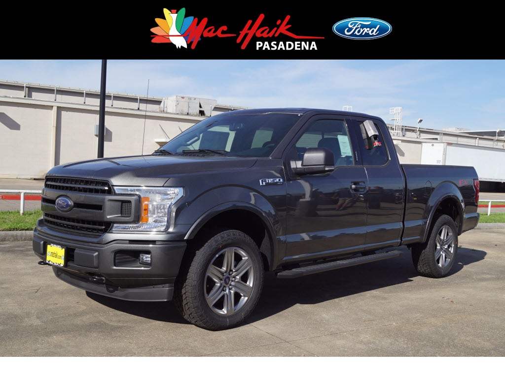 2018 F-150 Super Cab 4x4, Pickup #79207 - photo 1