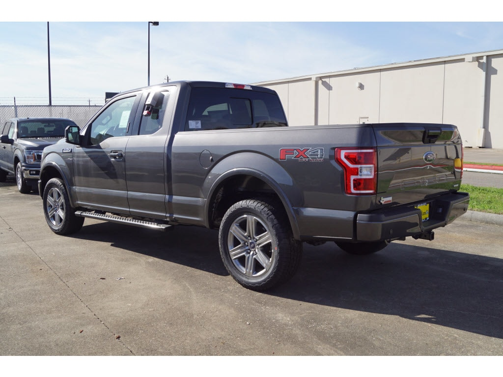 2018 F-150 Super Cab 4x4, Pickup #79207 - photo 2