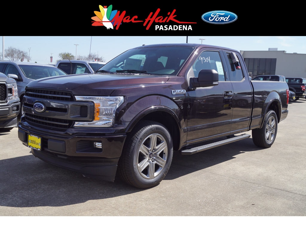 2018 F-150 Super Cab 4x2,  Pickup #79283 - photo 1