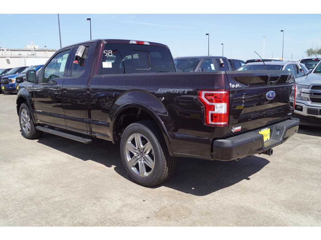 2018 F-150 Super Cab 4x2,  Pickup #79283 - photo 2