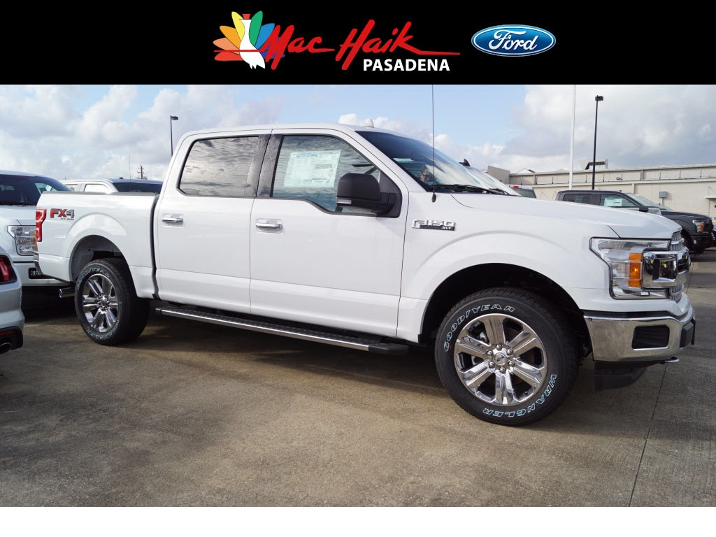 2018 F-150 SuperCrew Cab 4x4,  Pickup #79303 - photo 1