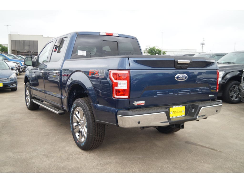 2018 F-150 SuperCrew Cab 4x4, Pickup #79324 - photo 2