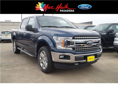 2018 F-150 SuperCrew Cab 4x4,  Pickup #79324 - photo 1