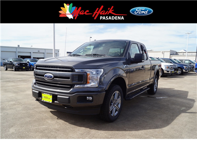 2018 F-150 Super Cab 4x4,  Pickup #79338 - photo 1