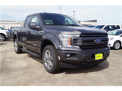 2018 F-150 Super Cab 4x4,  Pickup #79338 - photo 3
