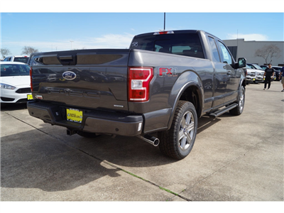 2018 F-150 Super Cab 4x4,  Pickup #79338 - photo 4