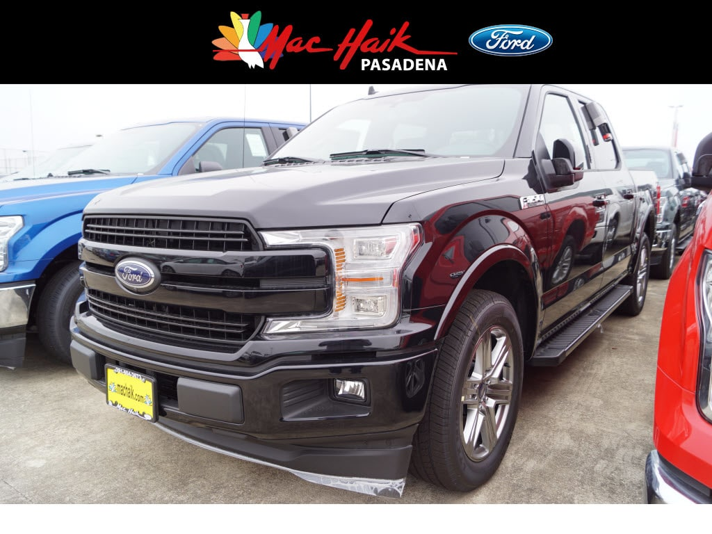 2018 F-150 SuperCrew Cab 4x2,  Pickup #79396 - photo 1
