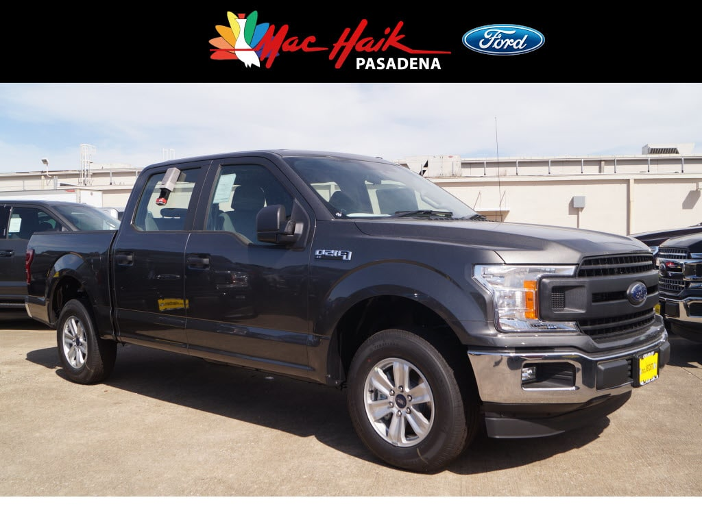 2018 F-150 SuperCrew Cab 4x2,  Pickup #79400 - photo 1