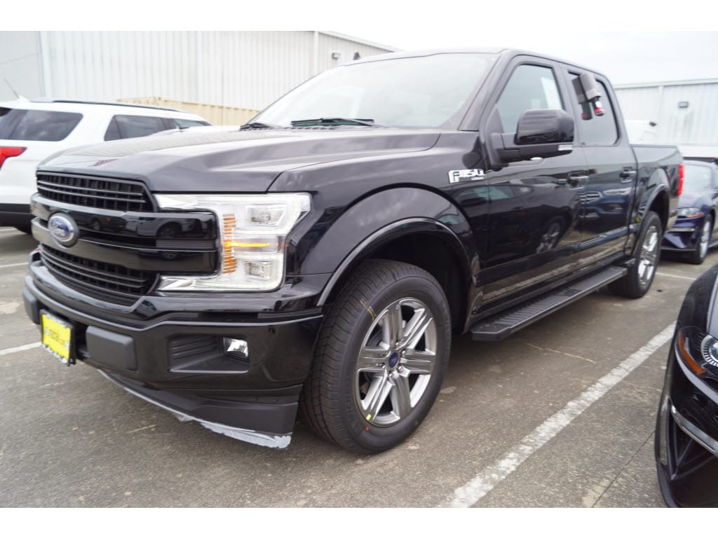 2018 F-150 SuperCrew Cab 4x2,  Pickup #79469 - photo 3
