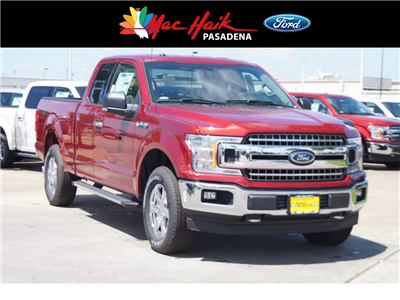 2018 F-150 Super Cab 4x4,  Pickup #79573 - photo 1