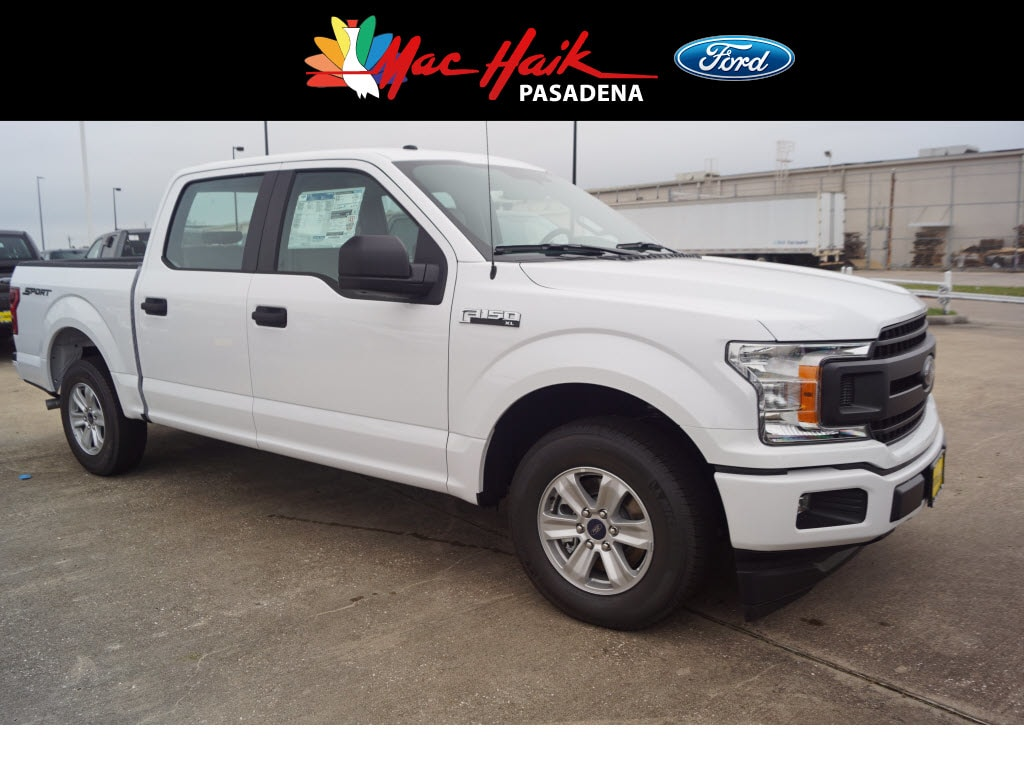 2018 F-150 SuperCrew Cab 4x2,  Pickup #79961 - photo 1