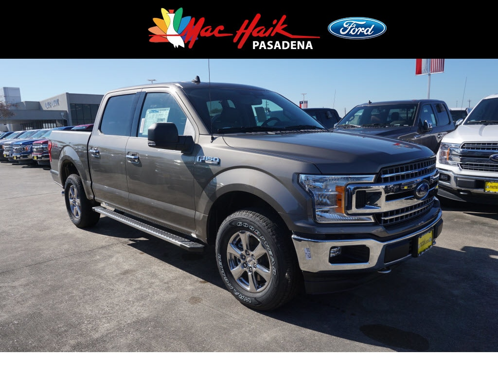 2019 F-150 SuperCrew Cab 4x4,  Pickup #80162 - photo 1