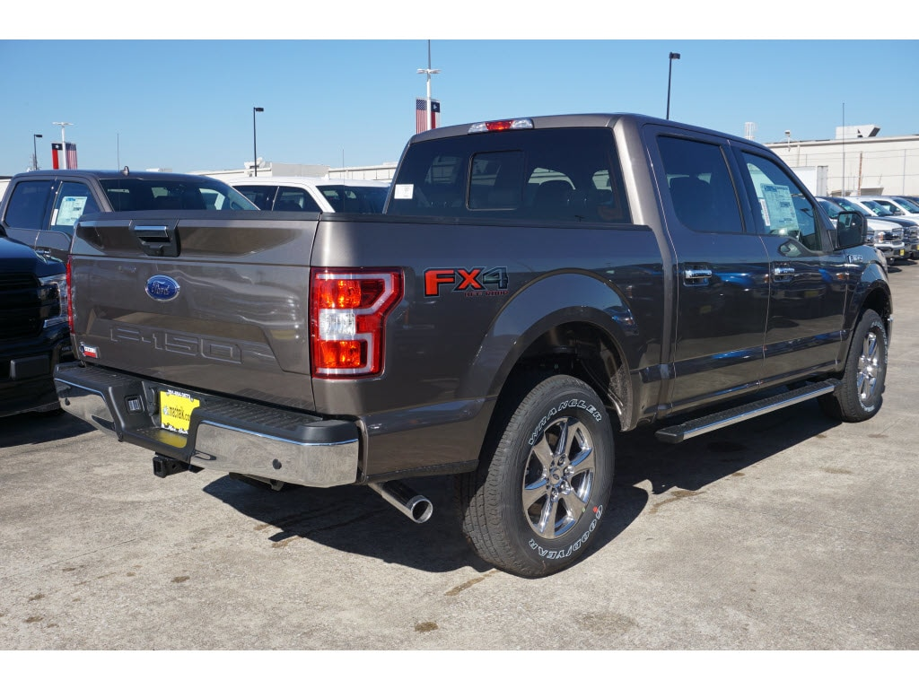 2019 F-150 SuperCrew Cab 4x4,  Pickup #80162 - photo 2