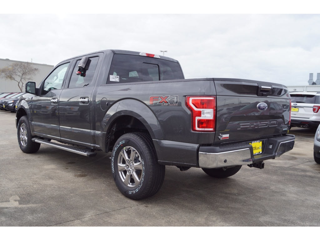 2019 F-150 SuperCrew Cab 4x4,  Pickup #80249 - photo 3