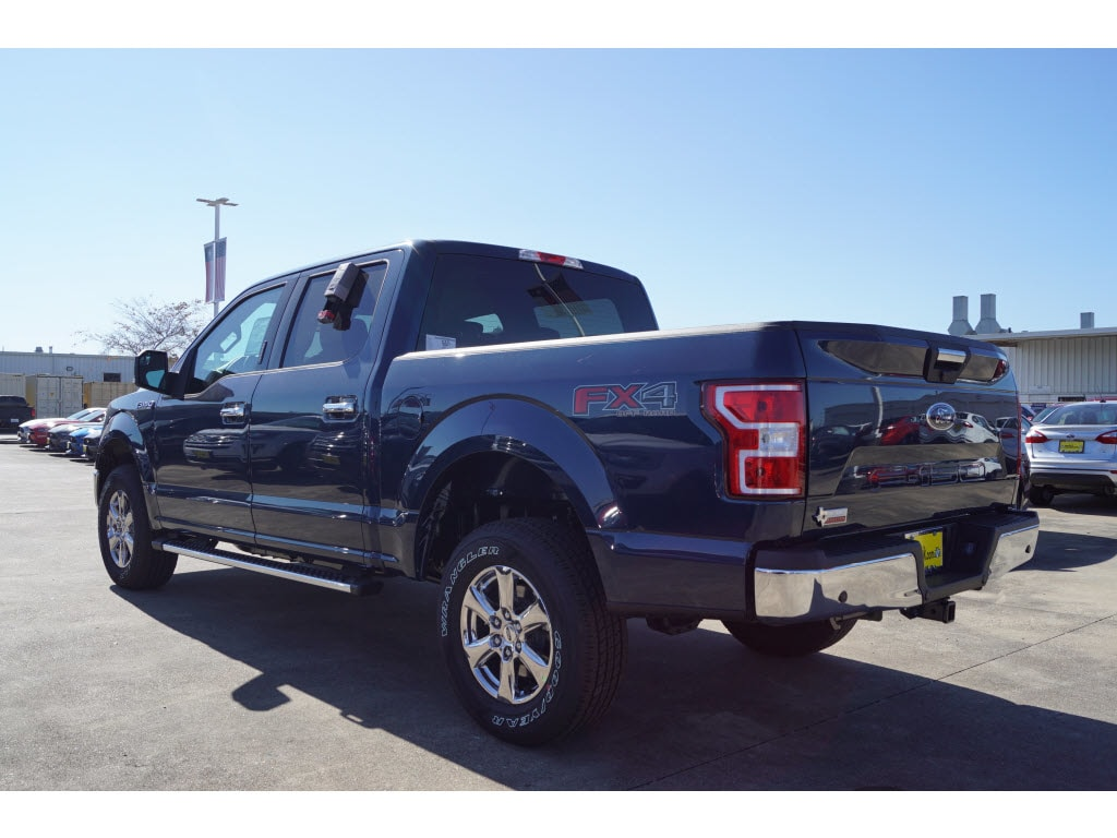 2019 F-150 SuperCrew Cab 4x4,  Pickup #80262 - photo 3