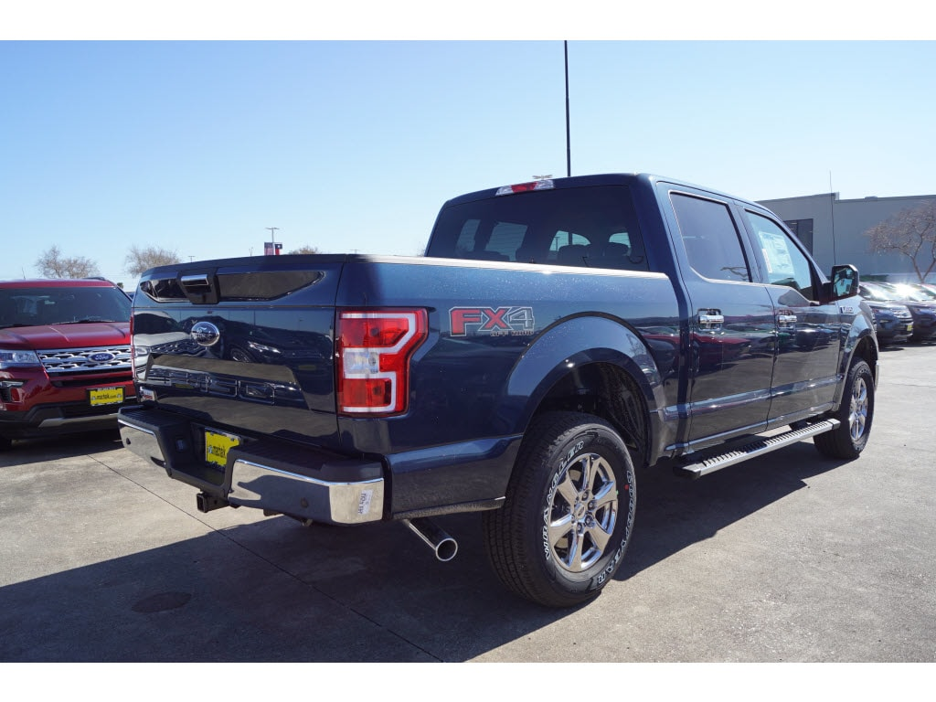 2019 F-150 SuperCrew Cab 4x4,  Pickup #80262 - photo 2