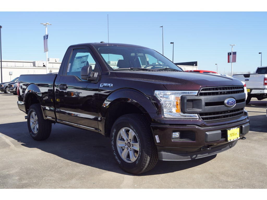 2019 F-150 Regular Cab 4x4,  Pickup #80264 - photo 10