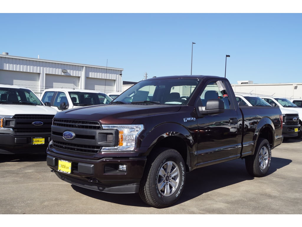 2019 F-150 Regular Cab 4x4,  Pickup #80264 - photo 8